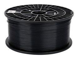 Compatible Black 1.75mm PLA Filament, 1kg 3D Printer Filament by MS Imaging Supply by MS Imaging Supply