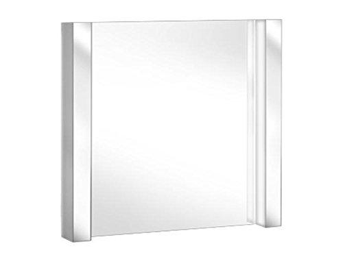 Keuco Lichtspiegel Elegance 11698, Beleuchtung rot/weiß, 700 x 635 mm, 11698012001