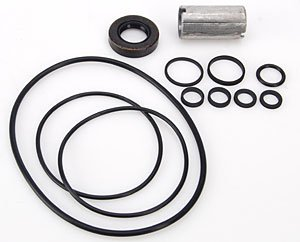 Gates 350390 Power Steering Pump Rebuild Kit (Power Bel Chevy Air Steering)