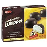 Dare Whippet Dark chocolate marshmallow shortbread cookies 8.8oz box