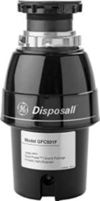 ISRAEL USE ONLY GE GFC501V 220 Volt Food Waste Disposer with / (ACUPWR (TM) Plug Kit - Lifetime Warranty) Will Not Work In the North America