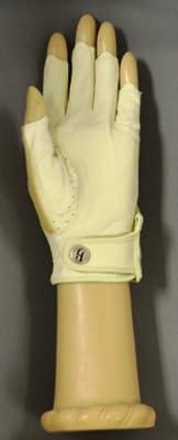 HJ Glove Women's Solaire Half Length Golf Glove