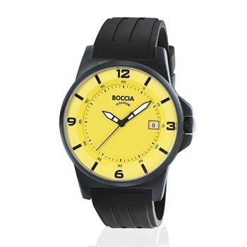 3566-02 Boccia Titanium Watch