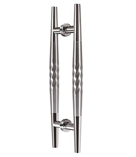 polished brass shower doors - 7