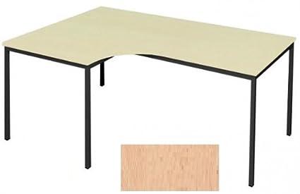 Escritorio Forma Libre mesa oficina Muebles Ordenador Mesa oficina ...