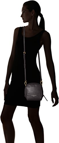 Acapulco Leather Berlin Crossbody Liebeskind Rounded Women's Black 084nwvE