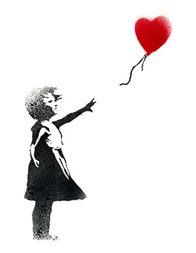 Top 10 recommendation banksy balloon girl poster for 2019