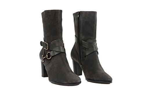 Högl 0-107123-6600 - Botas para mujer gris
