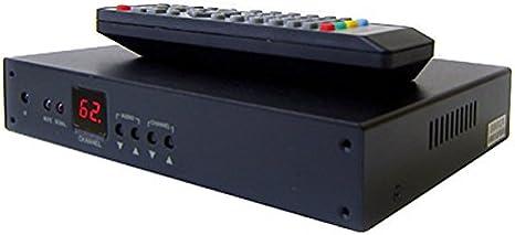 RF Coaxial a HDMI DVI demodulator sintonizador de TV para el ...