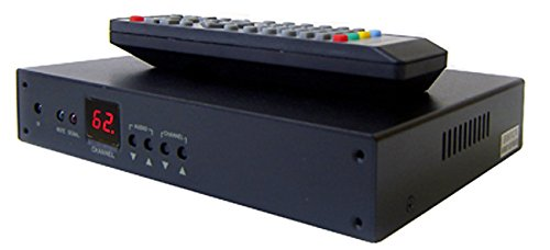 (RF Coax To HDMI DVI Demodulator TV Tuner For PAL B/G System)