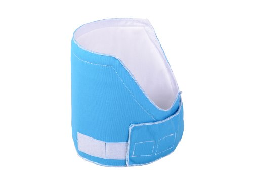 Soaker Stopper Diaper Extension for Disposable Diapers (Blue) - Catch Nighttime Diaper Leaks! Works with Pampers, Huggies, Luvs, or Any Other Brand.