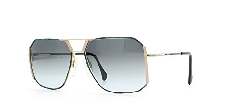 Neostyle Society 430 554 Green Certified Vintage Square Sunglasses For - Neostyle Sunglasses Vintage
