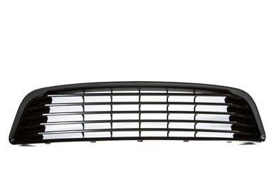2013-2014 Mustang ROUSH Black Front Upper Grille Kit (Mustang Upper Grille)