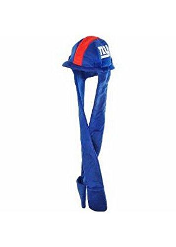 カタログ一般化する手を差し伸べる新しいYork Giants Thematic帽子/スカーフ