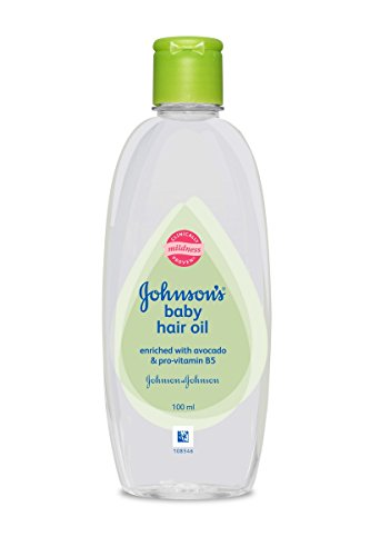 Johnson's Baby Hair Oil 100ml