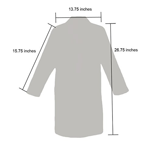 14a4b65e1ff Kid's Lab Coat by Working Class - Durable Lab Coats for Kid Scientists or  Doctors,