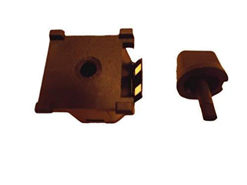 Heater Fan Blower Motor Switch and Knob Golf MK1 MK2 / Transporter T25: