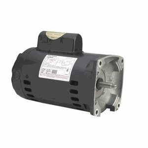 Century Electric B855 2-Horsepower 56Y-Frame Up-Rated Square Flange Replacement Motor (Formerly A.O. Smith) (Square Flange Motor)
