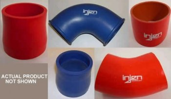 air intake silicone step, hose by Injen - 2.25