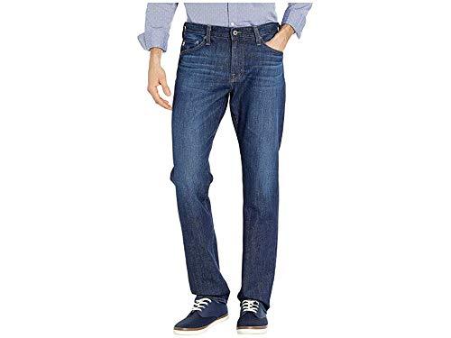 - AG Adriano Goldschmied Men's Everett Slim Straight Leg Denim Jeans in Gamma Gamma 40 34