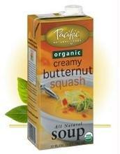 Organic Butternut Squash Bisque 17.60 Ounces (Case of 12)