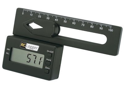 RC Logger Digital Pitch Gauge