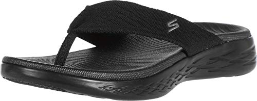 Skechers Women's On-The-go 600-Sunny Flip-Flop
