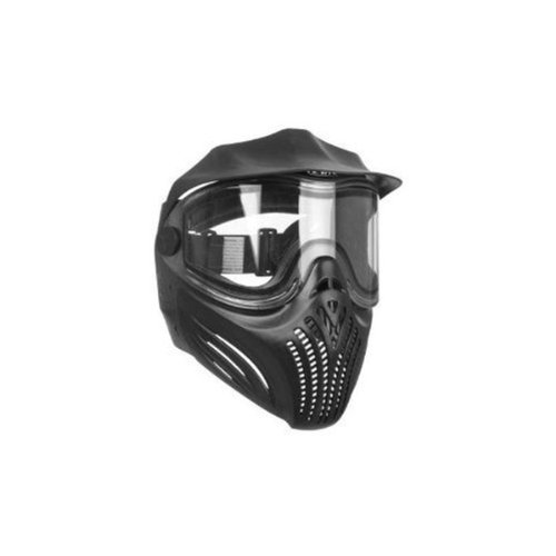 Empire Paintball Helix Single Lens Goggle, Black (Vents Goggle Empire Thermal Lens)