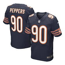 Nike Chicago Bears Cosido NFL fútbol Americano Jersey Limitada – Julius Peppers # 90 – Mens