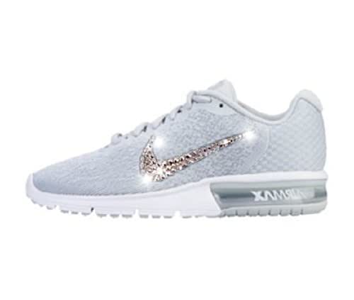 615976ea6cf7 Amazon.com  Nike Air max sequent 2 womens