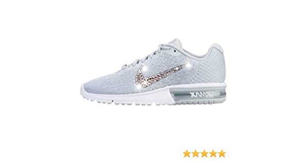Amazon.com  Nike Air max sequent 2 womens a8396f7af723