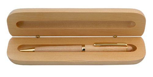 (Maple Wood Ballpoint pen with Box)