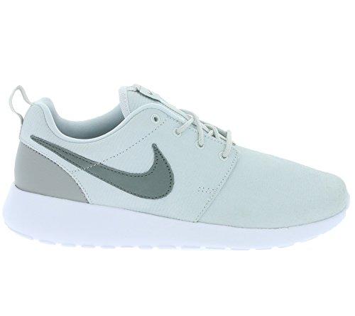 grigio Sneaker Argentato Nike One Wmns Uomo bianco Suede Roshe 0q0STwIf