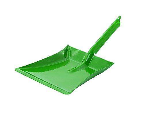Redecker Powder-Coated Children's Dust Pan, 4-3/4 x 7-3/4-Inches, Green by REDECKER