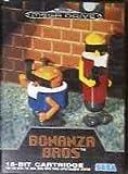 Bonanza Bros (Mega Drive) oA gebr.