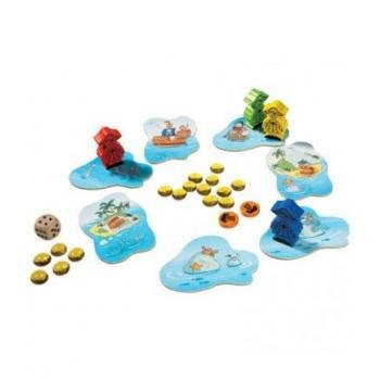 Haba Lucky Pirates Game, Baby & Kids Zone