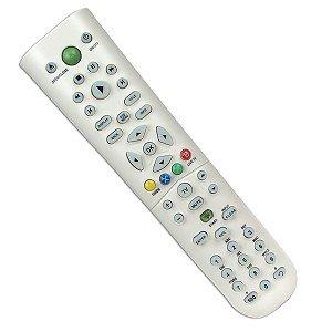 Universal Media Remote Control for Xbox 360