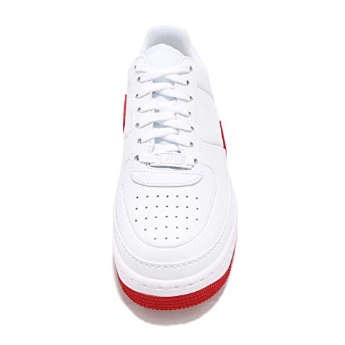 Af1 W white Donna Red Ginnastica Xx Scarpe Jester Nike Da 001 Basse Bianco university Hq5wCdH