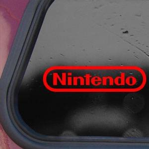 nintendo-red-decal-sticker-laptop-wall-notebook-car-die-cut-red-decal-sticker