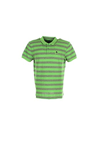 Polo Uomo Invicta 2XL Verde 4452127/u Primavera Estate 2017