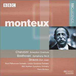 Cherubini, Beethoven, Strauss and Berlioz: Anacreon Overture / Symphony 3 / Don Juan / Marche Hongroise