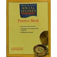 Houghton Mifflin Social Studies: Practice Book Level 5 US History