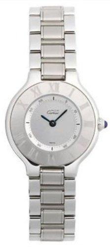 Cartier Women's W10109T2 Must 21 Stainless Steel Watch