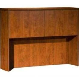 Boss N339-C Hutch with 2 Doors, Cherry