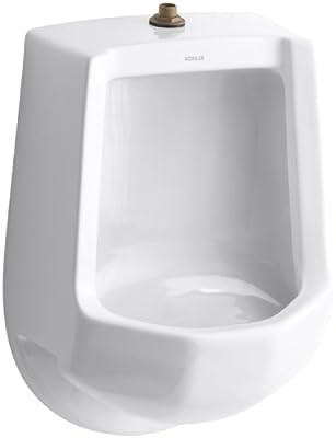 KOHLER K-4989-T-0 Freshman Urinal, White