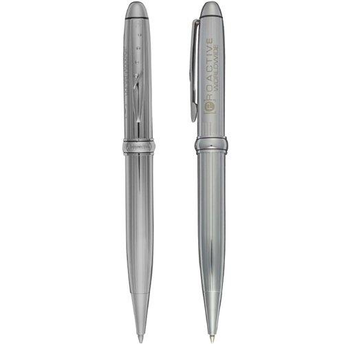 Balmain Kensington Concorde Twist Pen Silver -
