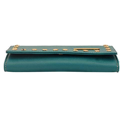 turquoise Lapis O Berly Multifonctions Femme Lupo Pour À Pochette Poches YSTxY