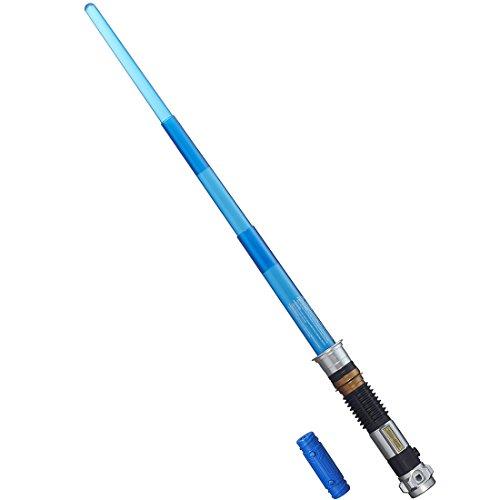Price comparison product image Star Wars Force of awakening electronic lightsaber Obi-Wan Kenobi
