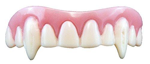 Adult Vampire Teeth White One-Size Billy Bob Teet ()
