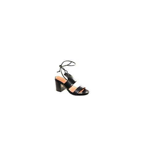 Black 86Q4 Sandal Nero Frau 38 zg6vw